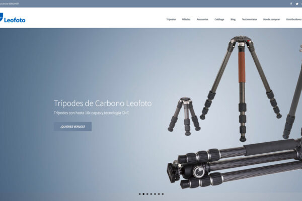 Mantenimiento Wordpress Leofoto®